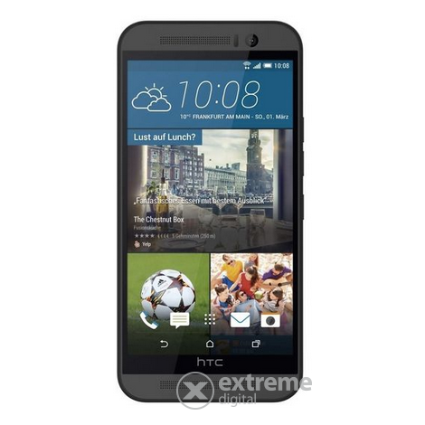 HTC One M9 pametni telefon, Gray (Android)