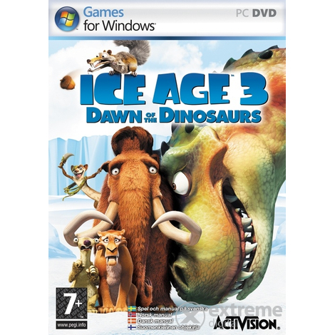 Joc PC Ice Age 3