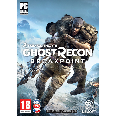 Tom Clancy`s Ghost Recon® Breakpoint PC játékszoftver