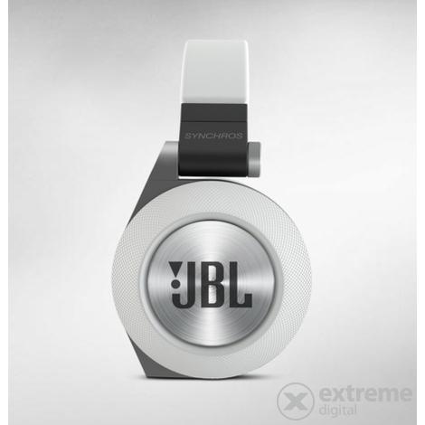 JBL E50 BT Bluetooth-os fehér fejhallgató  eb7e93f109