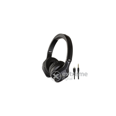 Слушалки JVC HA-SBT200X Club Sound BT / NFC черни