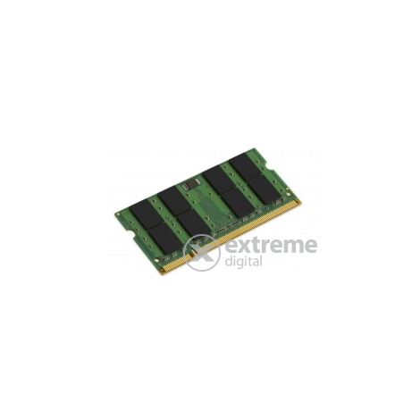 Памет за лаптоп Kingston (KTD-INSP6000B/2G) 2GB DDR2 667MHz