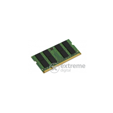 Памет за лаптоп Kingston (KTH-ZD8000C6/2G) 2GB DDR2 800MHz