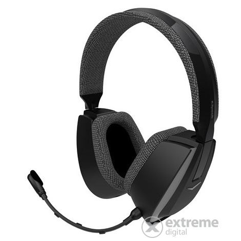 KLIPSCH KG-300 PROGAMER headset fejhallgató  fekete