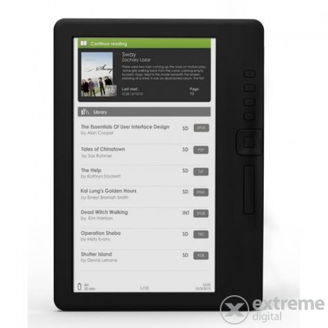 Koobe IRIS eBook reader