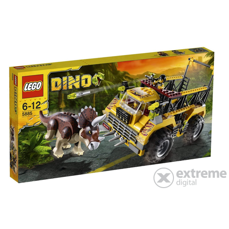LEGO Dino - Lovec Triceratopsů (5885)