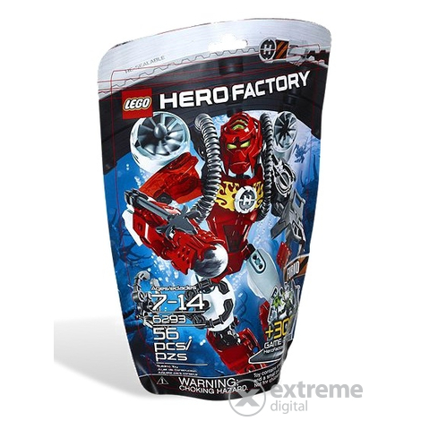 LEGO Hero Factory - Furno 2012 (6293)