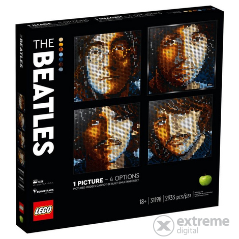 Lego® Zebra 2020 31198 The Beatles