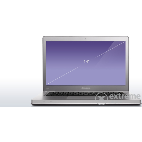 Lenovo Ideapad U400 - 59-316576 notebook + Windows 7 Home Premium 64bit OS