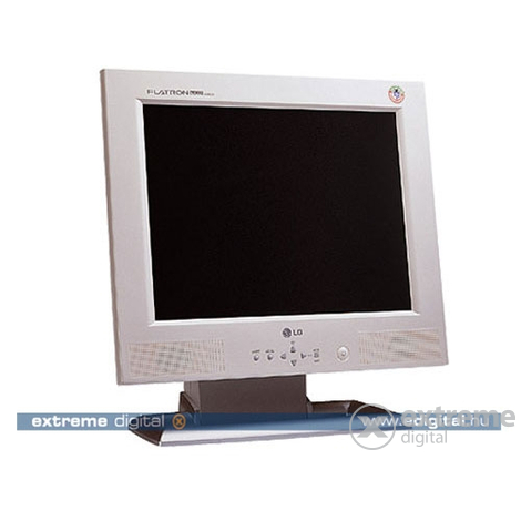"LG L1510SF (touch screen) 15"" TFT-LCD monitor"