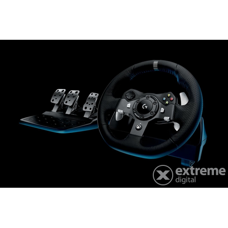 Logitech G920 Driving Force Racing Wheel  XBOX One/PC (941-000123)