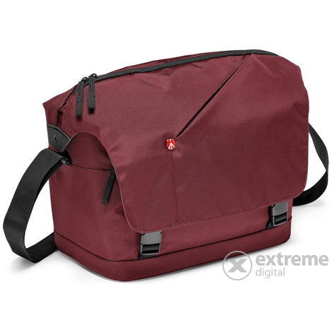 Фото чанта Manfrotto NX Messenger бордо