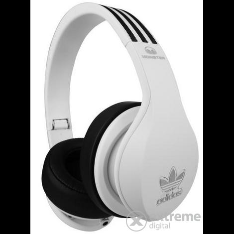 MONSTER ADIDAS OVER-EAR WHITE fejhallgató fehér színben  bef23862f5