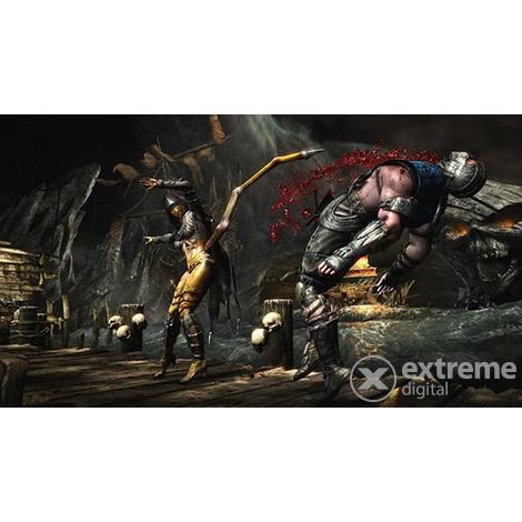 Mortal Kombat X Xbox One játékszoftver