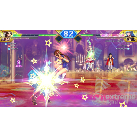 Nintendo Switch SNK Heroines Tag Team Frenzy Spielsoftware