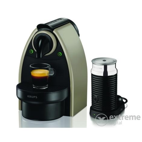 avtomat za kavo s kapsulo nespresso krups xn215010 essenza extreme digital. Black Bedroom Furniture Sets. Home Design Ideas