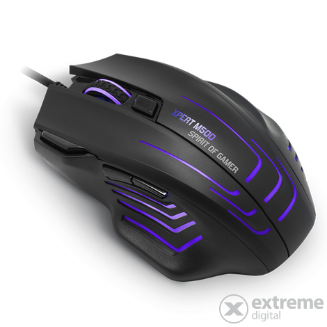 Spirit of Gamer  XPERT-M500 gamer egér