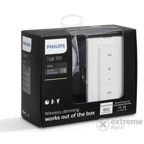 philips hue dimmer wireless dimming schalter extreme digital. Black Bedroom Furniture Sets. Home Design Ideas