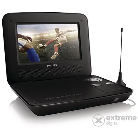 0d3413eb2ae51 Philips PD7015 prenosný DVD prehrávač s MPEG4 TV Tunerom | Extreme ...