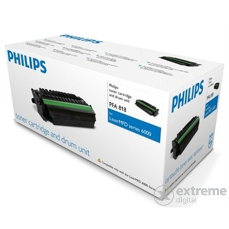 Philips LFF6020/6050/6080 cartridge, černý