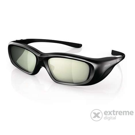 b301d9267 Philips PTA518 3D aktívne okuliare vhodné na Dual-Play | Extreme Digital
