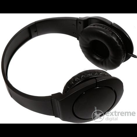 Pioneer SE-MJ721 fejhallgató  fekete