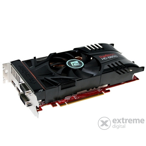 PowerColor AX6850 1GBD5-PPDHG AMD 1GB GDDR5 PCI-E