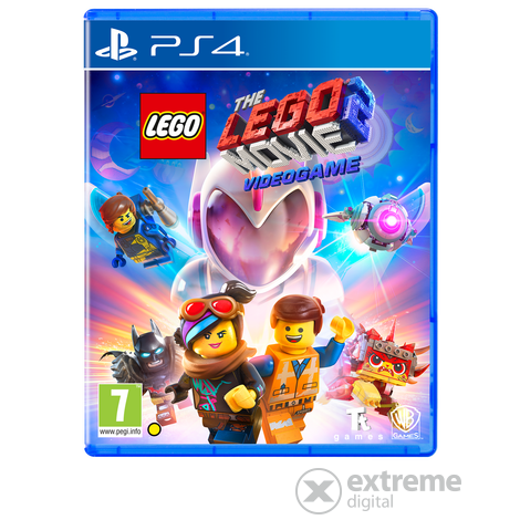 The LEGO Movie 2 Videogame PS4 játékszoftver