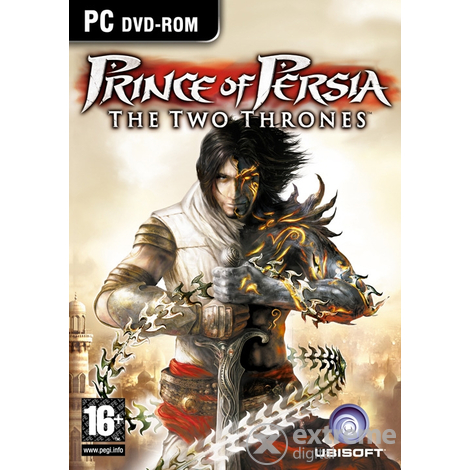 Prince of Persia 3 PC hra