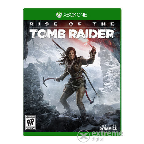Игра Rise of the Tomb Raider за Xbox One
