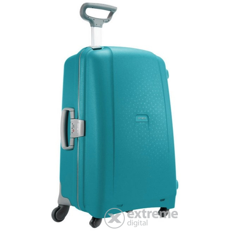 Куфар Samsonite Aeris Spinner 82 cm, син