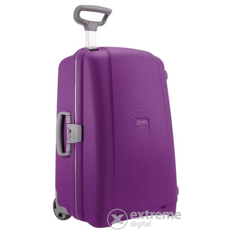 Куфар Samsonite Aeris Upright 78 cm, лилав