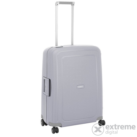 Куфар Samsonite S Cure Spinner 69 cm, сребърен