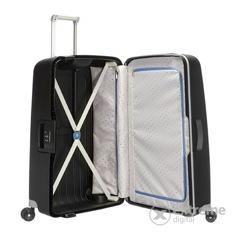 Куфар Samsonite S Cure Spinner 69 cm,черен