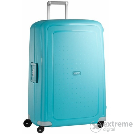 Куфар Samsonite S Cure Spinner 81 cm,светло син