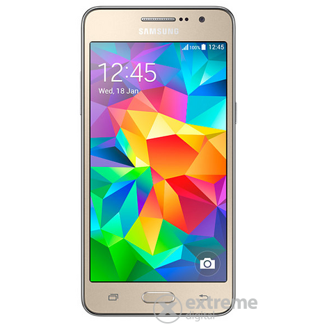 Мобилен телефон Samsung Galaxy Grand Prime VE, Gold (Android)