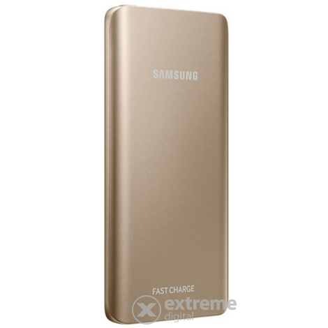 Samsung Galaxy S6 Plus Fast Charging Battery Pack, златен