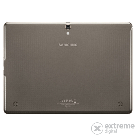 Samsung Galaxy Tab S 10.5 (SM-T805) Wifi + LTE 16GB tablet, Titanium Bronze (Android)