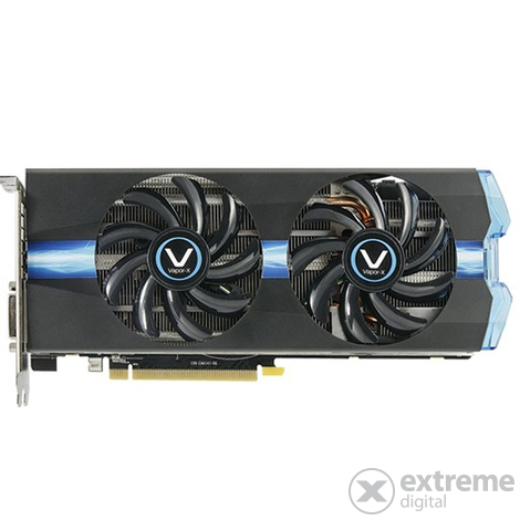 SAPPHIRE VAPOR-X R9 270X WITH BOOST & OC L 2G video kartica
