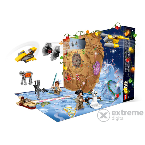 LEGO® Star Wars™ Adventski kalendar 75213