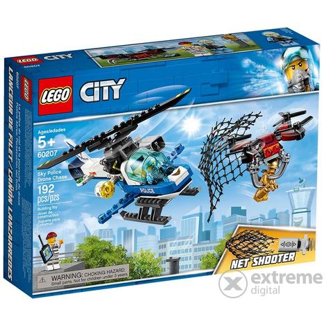 City 60207 Полиция в небето