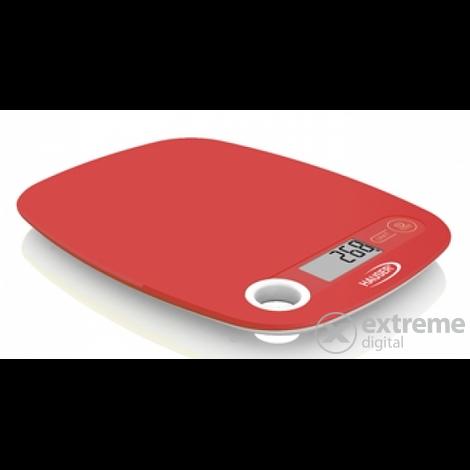 Hauser DKS-1064 R Konyhai mérleg, piros | Extreme Digital