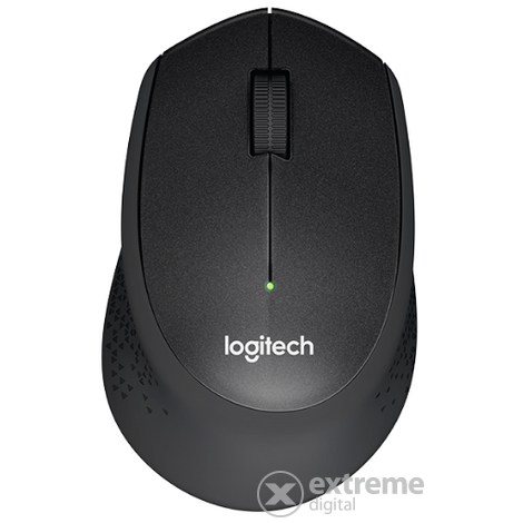 Mouse wireless Logitech M330 Silent Plus, negru