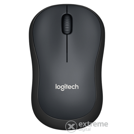Mouse gaming wireless Logitech M220 Silent, negru