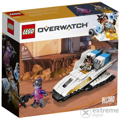LEGO® Tracer vs. Widowmaker 75970