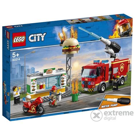 LEGO City Спасителна акция
