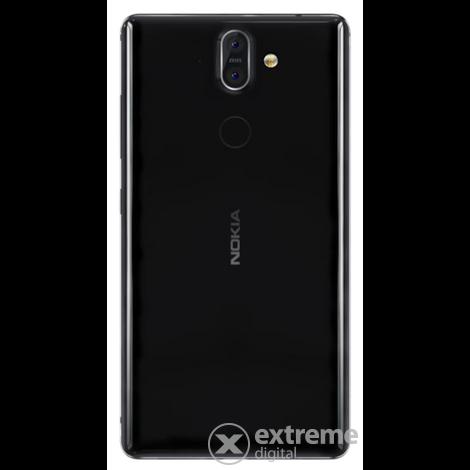 nokia 8 sirocco smartphone ohne vertrag black android. Black Bedroom Furniture Sets. Home Design Ideas