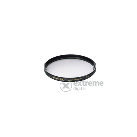 Sigma EX DG 62mm MC UV filter
