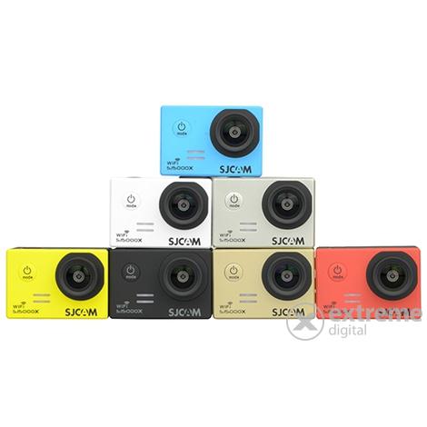 Camera Sport SJCAM SJ 5000X Elite Albastru