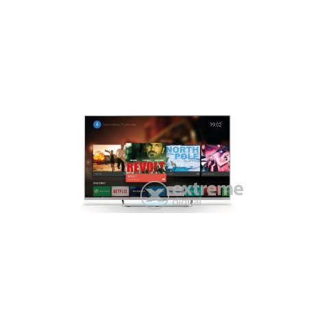 Sony KDL55W756CSAEP ANDROID SMART LED Televizor, silver